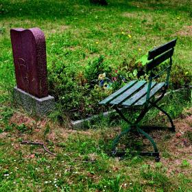 (K)ein Ort zum Trauern