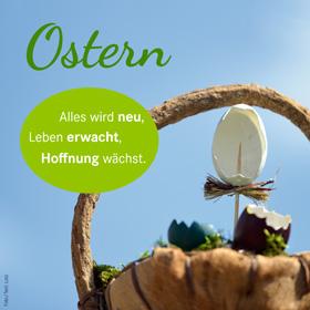 Ostern - das war´s noch nicht...