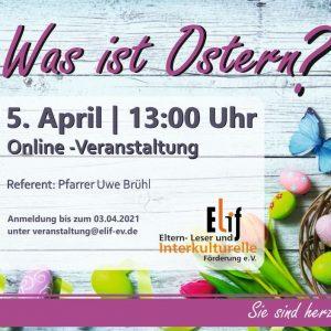Was ist Ostern?